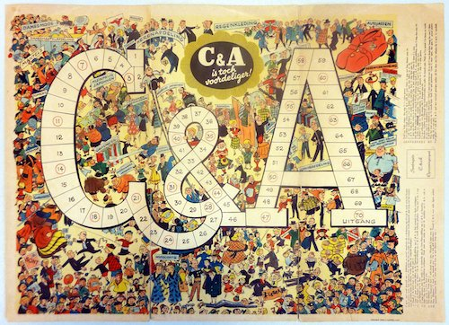 C&A is toch voordeliger: Opruimingsspel