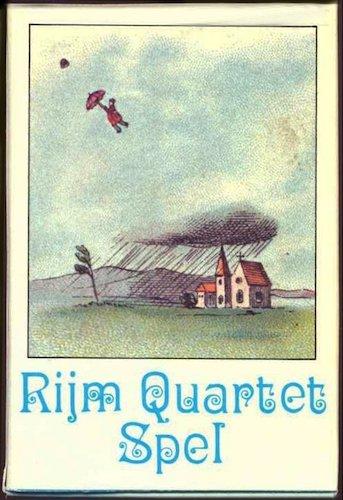 Rijm Quartet Spel