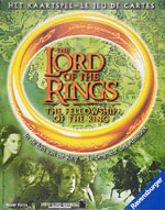 The Lord of the Rings: The Fellowship of the Ring - Het Kaartspel