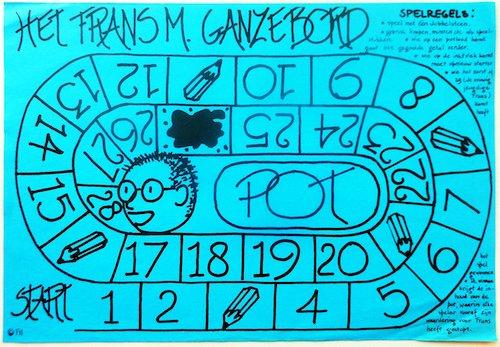 Het Frans M. Ganzenbord