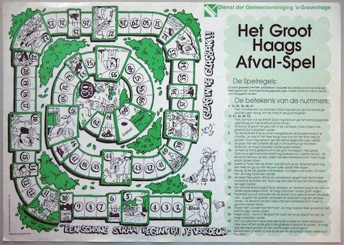 Het Groot Haags Afval-Spel