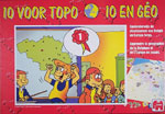 10 voor Topo (10 en Géo)