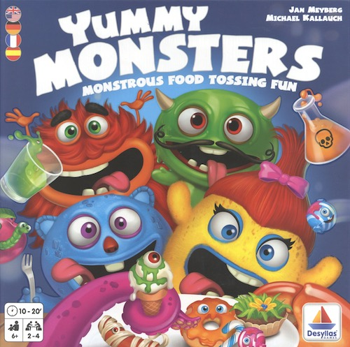 Yummy Monsters