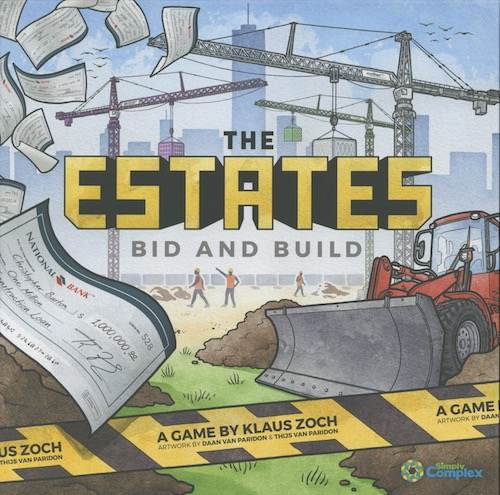 The Estates: Bid & Build