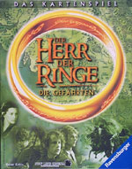 Der Herr der Ringe: Die Gefährten - Das Kartenspiel