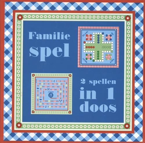Familie Spel: 2 spellen in 1 doos
