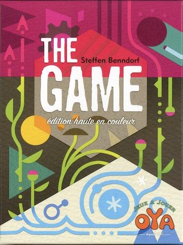 The Game: Edition Haute en Couleur