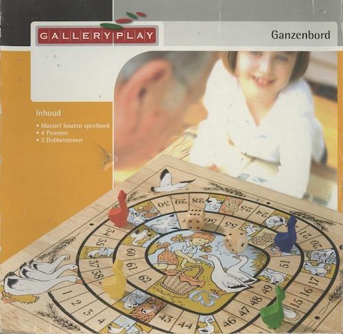 Ganzenbord (Gallery Play)