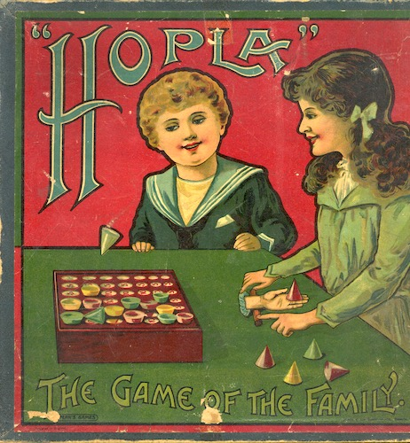 Hopla: The Game of The Family