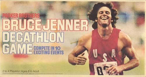Bruce Jenner: Decathlon Game