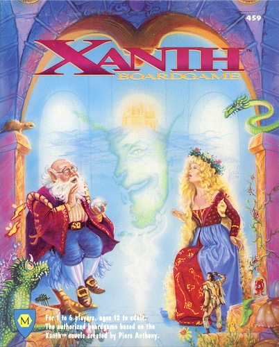 Xanth: Boardgame