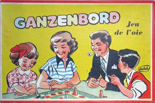 Ganzenbord (Jeu de L