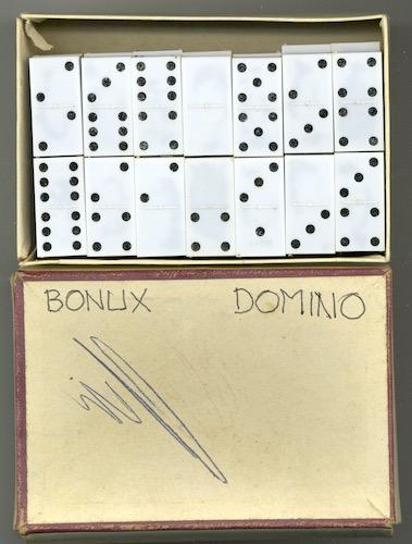 Bonux: Domino