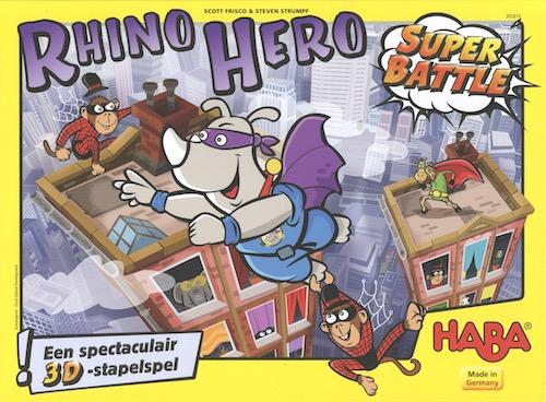 Rhino Hero: Super Battle