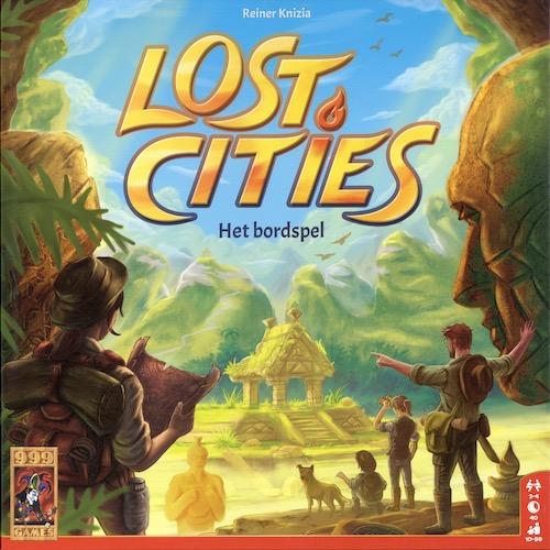 Lost Cities : Het Bordspel