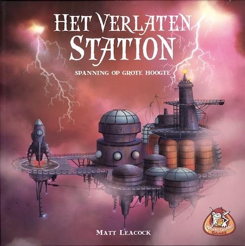 Het Verlaten Station: Spanning op Grote Hoogte