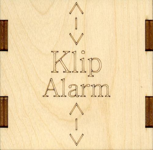 Klip-Alarm