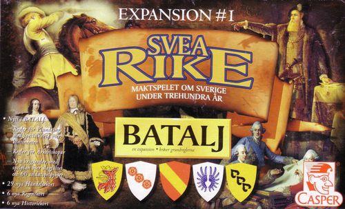 Svea Rike: Batalj (Expansion #1)