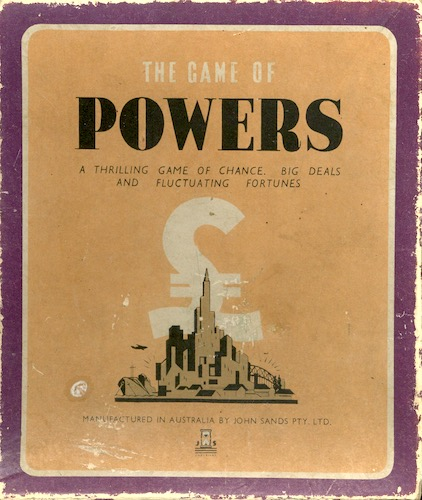 The Game of Powers