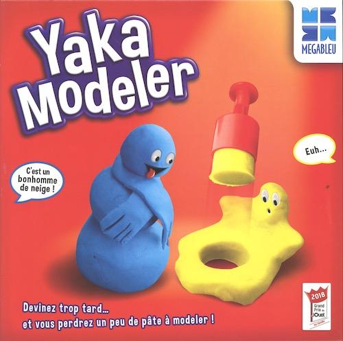 Yaka Modeler