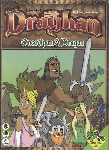 World of Draghan 1: Once Upon a Dragon