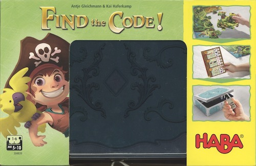 Find the Code! (Groen)