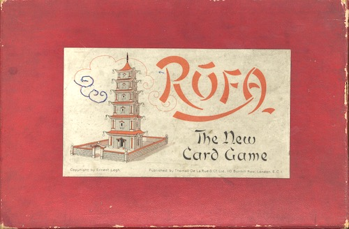 Rufa: The New Game