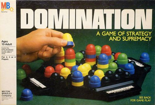 Domination: A Game of Strategy and Supremacy (aka Focus)