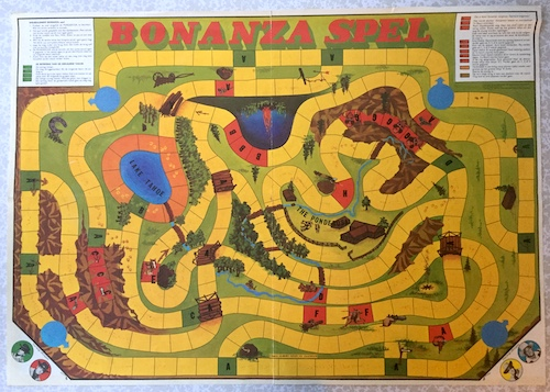 Bonanza Spel
