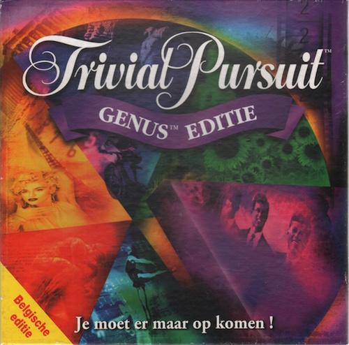 Trivial Pursuit: Genus editie (1999)