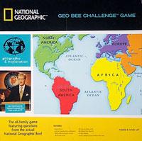 Geo Bee Challenge Game