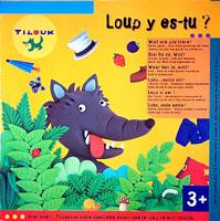 Loup y es-tu? (Waar ben je, wolf?)