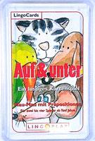 Auf & Unter: Mau-Mau mit Präpositionen (op & onder)
