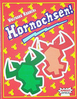 Hornochsen!