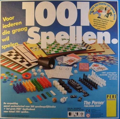1001 Spellen