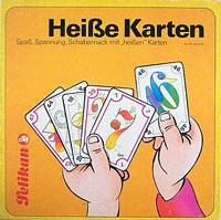 Heiße Karten