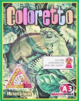 Coloretto (Abacus Spiele)