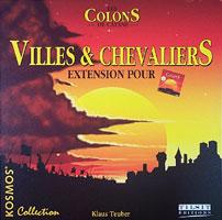 Les Colons de Catane: Villes & Chevaliers