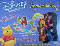 Disney Winnie the Pooh - Honingwedstrijd