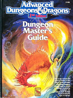 Advanced Dungeons & Dragons 2nd Edition: Dungeon Master