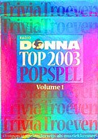 Radio Donna Top 2003 Popspel Volume 1