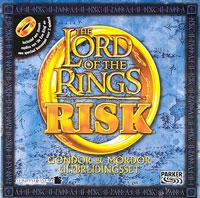 Risk: The Lord of the Rings (Gondor & Mordor uitbreidingsset)