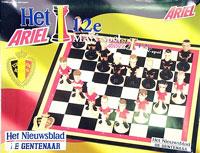 Het Ariel 12-de MAN-spel
