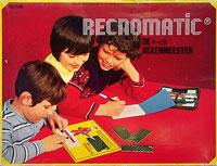 Recnomatic de +-:x rekenmeester