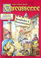 Carcassonne: Kooplieden & Bouwmeesters (#2)