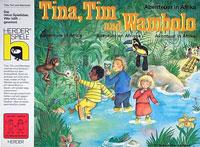 Tina, Tim und Wambolo: Abenteuer in Afrika (Avontuur in Afrika)