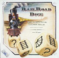 Rail Road Dice