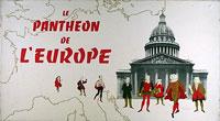 Le Phanteon de l'Europe