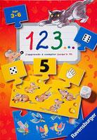 123... J'apprends à compter jusqu'à 10