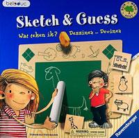 Sketch & Guess: Wat teken ik?